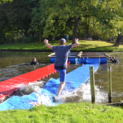 Obstacle Fun Run Kampen