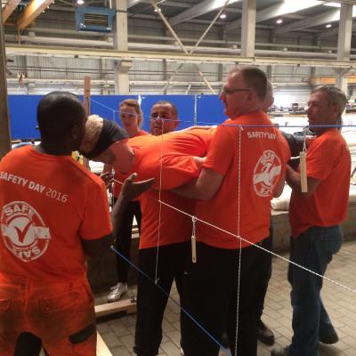 Materiaal teambuilding huren