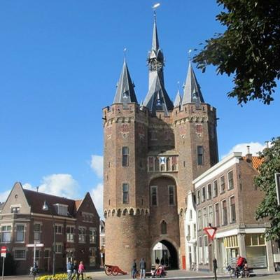GPS Stadsspel Zwolle